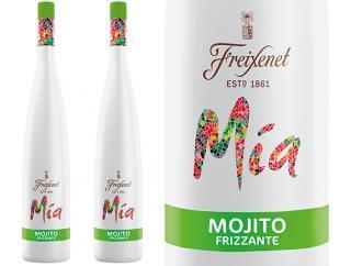 Mit Mia Mojito Frizzante launcht Freixenet einen Ready-to-Drink ...